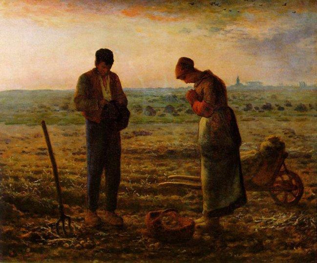 evening-prayer-jean-francois-millet